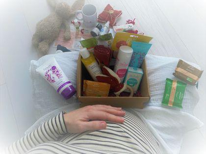 6 raisons de s'offrir ou d'offrir la parfaite box pour femme enceinte