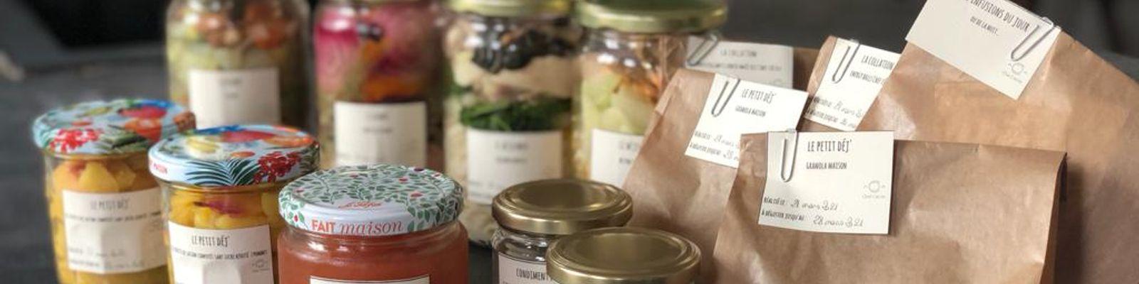 Livraison de repas post-partum, savoureux & revitalisants par Cécile